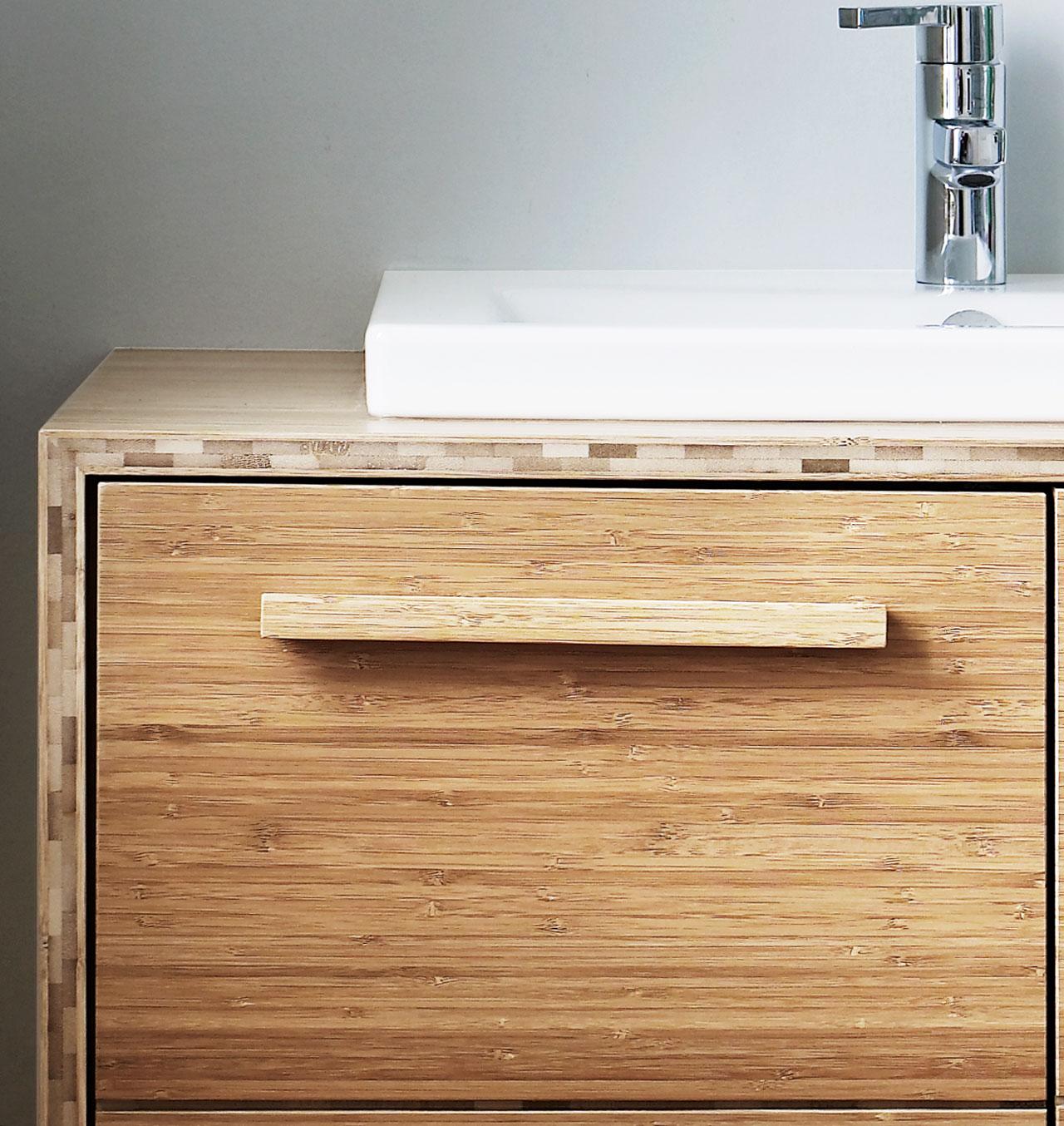bambus med bambus k kkenskaberne. Black Bedroom Furniture Sets. Home Design Ideas