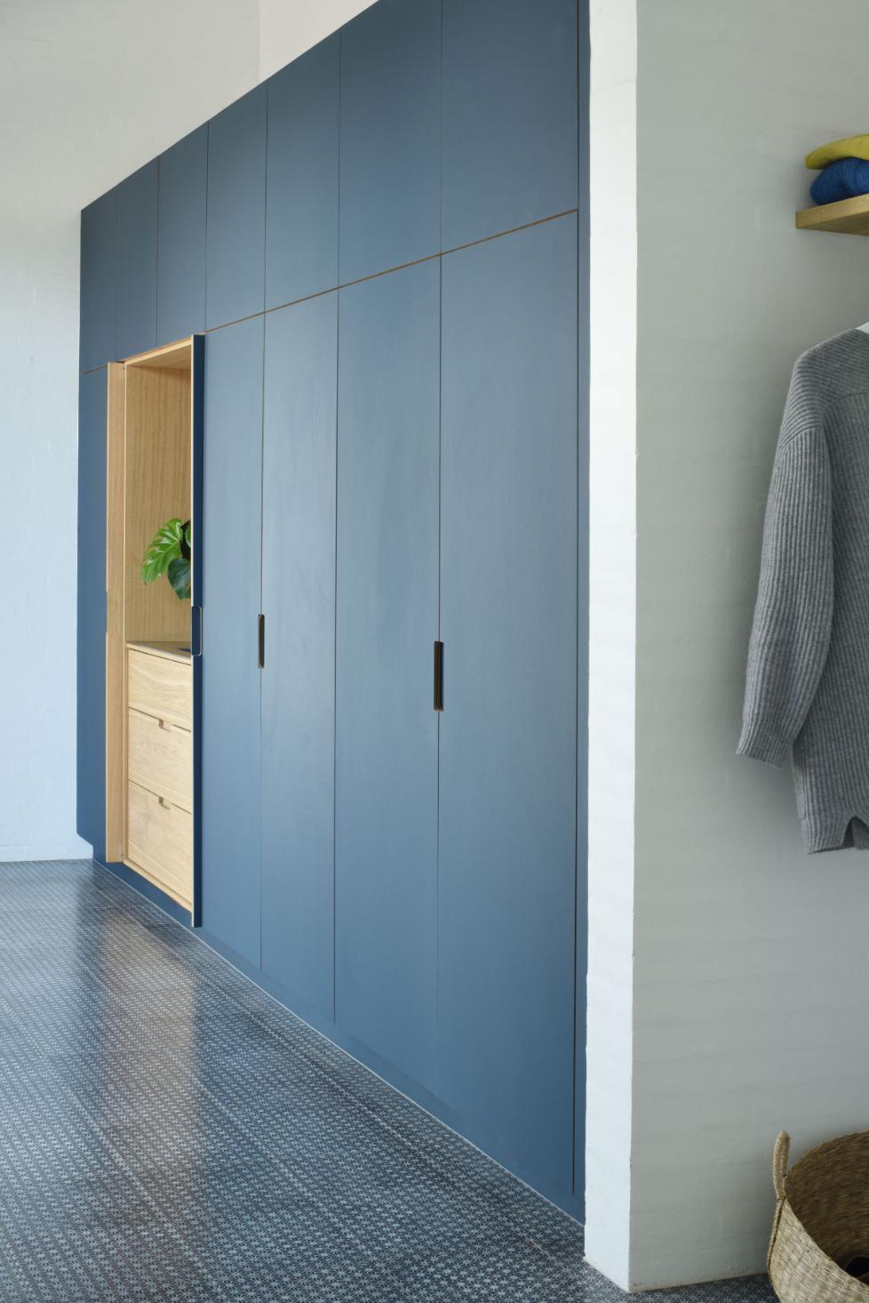 Smart Opbevaring Indbygget Skabe Garderobe Kokkenskaberne