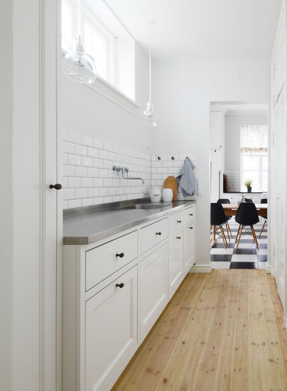 Cottage køkken   køkkenskaberne